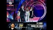 Music Idol 3 Последна елиминация - Второ изпълнение на Боян Стойков