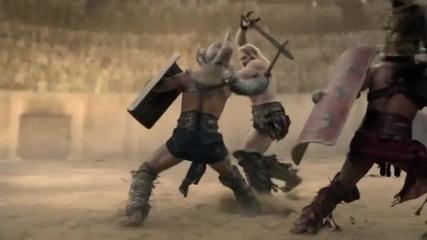 Spartacus - New Divide