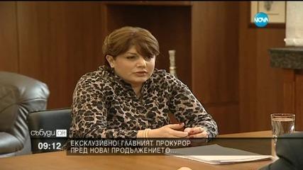 """Цацаров: Няма """"голяма риба"""" в затвора, защото не са залагани """"големи мрежи"""""""