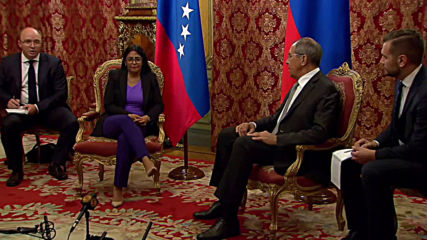 Russia: Lavrov pledges continued support to Caracas