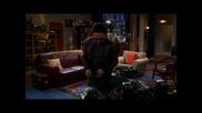 Теория за Големия взрив сезон 5 еп 7 Бг Суб