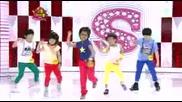 2pm and Suju - Mini idols - Sorry Sorry - Again Again