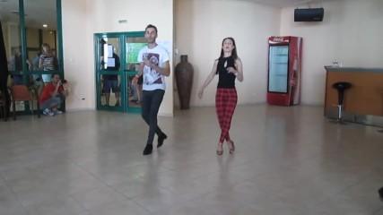 Workshop 5 - Let's Dance - Salsa on 1