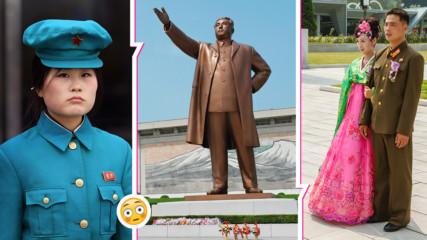 Животът в Северна Корея – уникални снимки разкриват интересни подробности