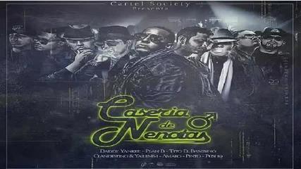 Caseria De Nenotas (official Remix) - Daddy Yankee , Plan B and More