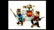 Alvin and the Chipmunks - Shagy ft. Rik Rok - Bonafide Girl
