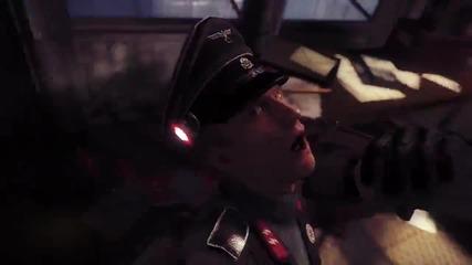Wolfenstein - The New Order - Stealth vs Mayhem