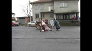 Кукери в село Джинот обл.ямбол