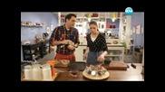 Тартифлети, бахарат, глазирани моркови - Бон Апети(19.02.2013)