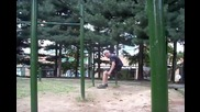 уличен фитнес / street fitness - 4 Hd