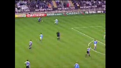 Newcastle United Season 2004 - 2005