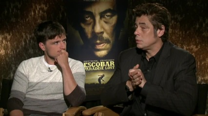 'Escobar: Paradise Lost' Premiere And Interview