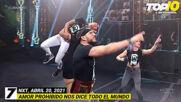 Top 10 Mejores Momentos de NXT: WWE Top 10, Abr 20, 2021