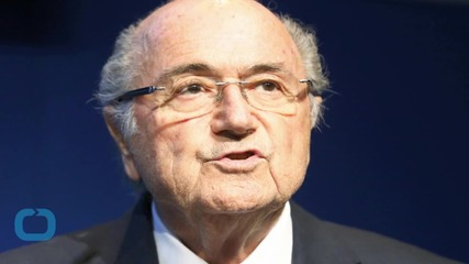 Sepp Blatter Back at Work at FIFA Headquarters