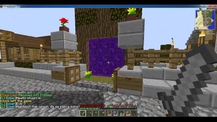 Minecraft Survival със Painandgain97 епизод 2