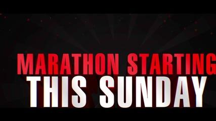 WWE Network megamarathon birthday celebration - Streaming this Sunday