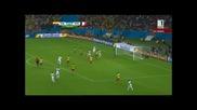 Мондиал 2014 - Еквадор 0:0 Франция - Резервите на петлите не доказаха, че заслужават титулярно място