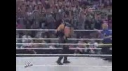 Undertaker Срещу Batista - Целия Мач От Кеч Мания 23