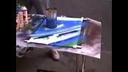 Рисуване Със Спрейове