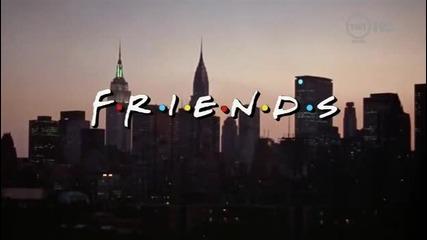 Приятели Сезон 2 Епизод 8