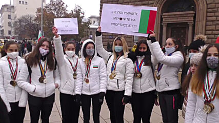 Bulgaria: Scuffles with police at anti-lockdown protest in Sofia