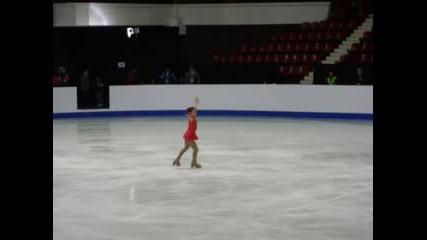 Фигурно Пързаляне Юниори 2008
