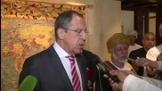 Oman: Coalition airstrikes against IS 'not really impressive' - Lavrov