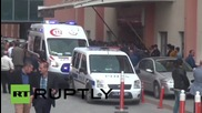 Turkey: Former MP's son shot dead at AKP election office
