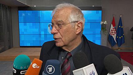 Belgium: Situation in Libya is 'very, very bad' - EU's Borrell