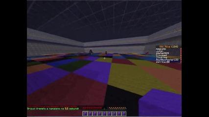 minigames color run event!