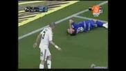Дебил От Реал Мадрид Обарка Футболист С Топка