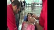 Corazon Indomable - maricruz en el Aeropuerto