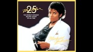 Michael Jackson - Beat It 2008 (thriller 25th Anniversary Remix) feat. Fergie