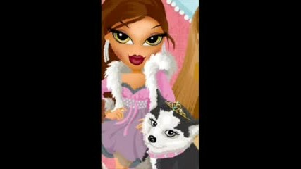 Bratz Pampered Pupz