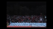 Армейските фенове на мача със Славия 08.11.09