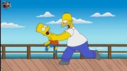 Семейство Симпсън С20 Е18 - Бдящият баща бг аудио