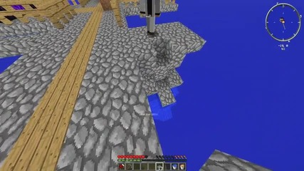 Minecraft Skyblock ep 5 - С малко смях от Fr3ak 1/2