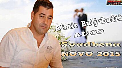 Almir Buljubasic - Svadbena pjesma (hq) (bg sub)