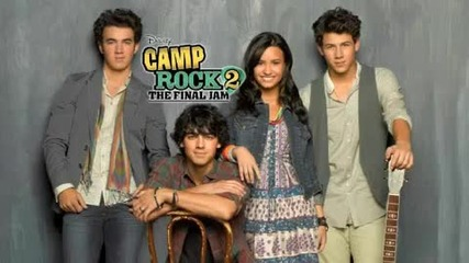 New Song!!! Camp Rock 2 - Fire ( High Quality )
