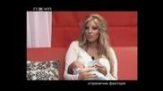 Горещо - Емилия показва сина си Иван (3)
