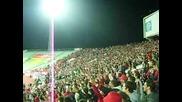 Ц С К А 0 - 1 Порто (30.09.2010) - Даже и накрай света !