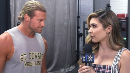Dolph Ziggler finds out about the WWE Title Match at Extreme Rules: WWE.com Exclusive, June 25, 2019