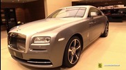 2015 Rolls- Royce Wraith Inspired by Film