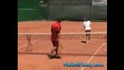 Голи И Смешни - Скрита Камера Тенис High-Quality