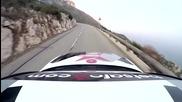 Audi Rs6 - мощен звук при ускорение
