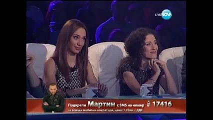 Мартин Котрулев - Live концерт - 17.10.2013 г.