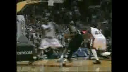Vince Carter Vs Kobe Bryant