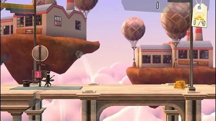 Bit Trip Runner 2 - Кратък Gameplay