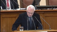 Енчев: Управляващите превръщат НСО в преторианска гвардия