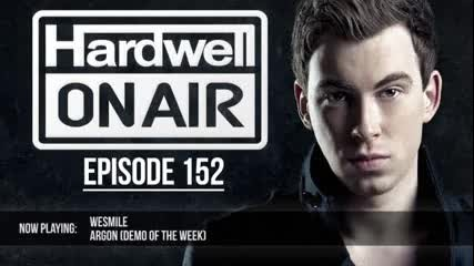 Hardwell On Air 152